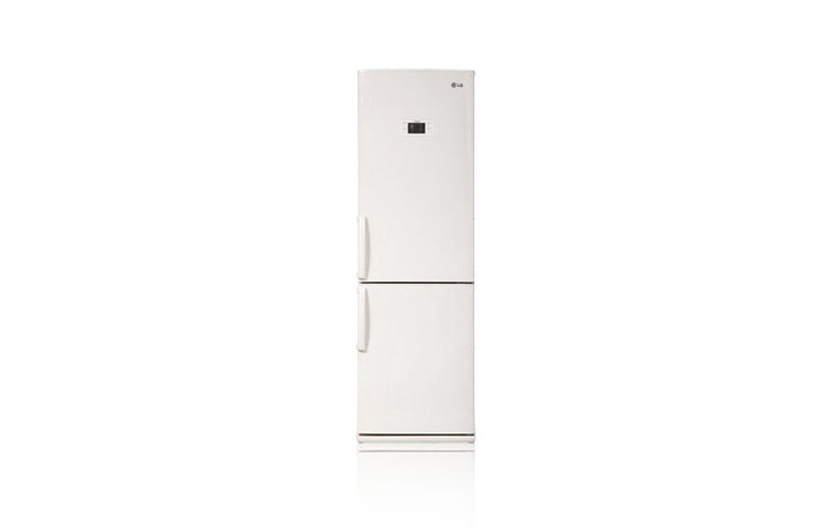 Холодильник-морозильник no-frost белого цвета