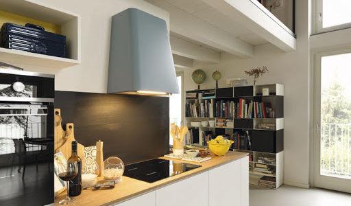 Освещение и функционал кухонных вытяжек